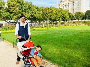 tips for travelling with a baby