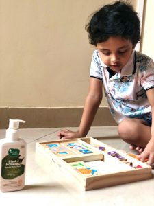 Mother Sparsh Plant Powered Baby Wash
